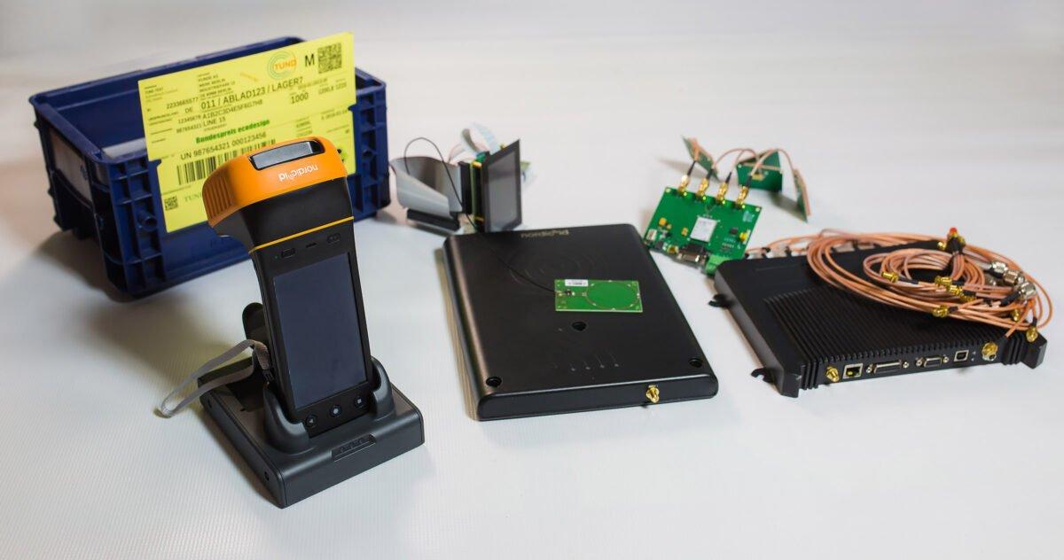 TUND RFID Hardware und Projekte