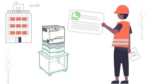 RFID Lösungen, Automotive Digitalisierung, RFID Etiketten