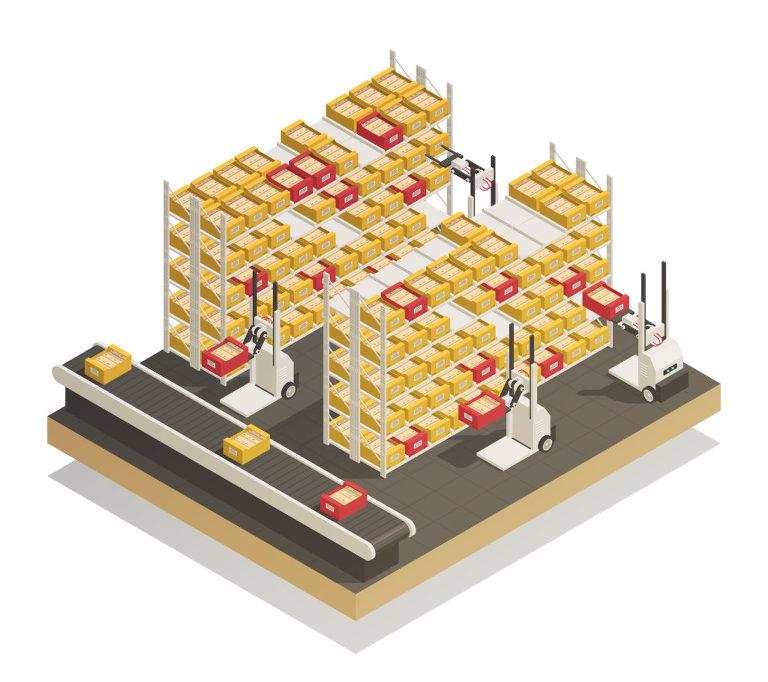 RFID Intergration in der Logistik, Transportoptimierung durch Digitalisierung
